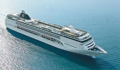 Three superb cruise destination with MSC from Southampton.