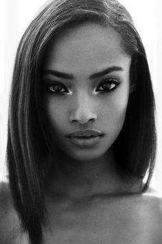 Красота черного в черном и белом Темнокожие красотки, чернокожий, девушки, Африка, Модели, длиннопост