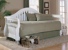Portrayal of Pottery Barn Daybed Furniture Selections