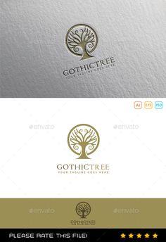 Water Logo, Tree Logos, Medical Logo, Flower Logo, Branding, Vector File, Logo Templates, Logo Design, Photoshop