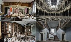 An urban explorer's holiday album: Traveller who spends his free time visiting abandoned buildings around the world (despite being arrested 20 times for trespass)   Daily Mail Online