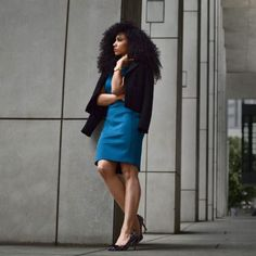 The Do's and Dont's of Heels in the Office Best Workwear, Workwear Fashion, Office Dress Code, Office Dresses, Simple Style, Cool Style, Conservative Fashion, Chanel Boots, Curvy Petite Fashion