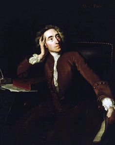Alexander Pope Poetical Quill Souls: Alexander Pope