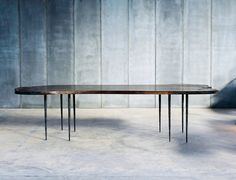 Dining tables   Tables   Lars Zech table   Heerenhuis. Check it out on Architonic