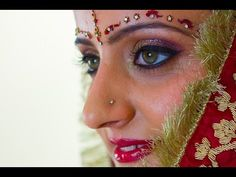 Bridal makeup tutorial for an Indian bride | Indian Makeup and Beauty Blog | Beauty tips | Eye Makeup | Smokey Eyes | Zuri