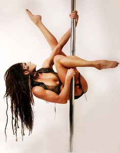 Zoraya Judd... one of my pole fitness heroes!