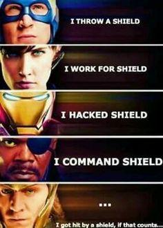 Honestly I'm Loki and iron man Avengers Humor, Marvel Jokes, Marvel Comics, Funny Marvel Memes, The Avengers, Dc Memes, Marvel Heroes, Marvel Dc, Funny Superhero Memes