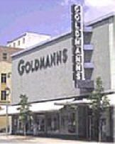 Goldmann's. Located on Milwaukee's Mitchell Street ( where the street car bends the corner around ). Brace yourself, as you enter the store, you are literally swept back in time to another era. Friendly, knowledgeable clerks are plentiful, a real contrast to today's mass market, self serve 'me too' department stores. The store has changed little in 50 or more years, as can be confirmed by a visit to the recently added mezzanine museum. The museum, has a wonderful collection of photographs…