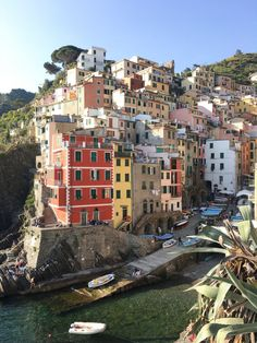 The Cinque Terre, a little coastal section along the northern Ligurian Coast in Italy, is home to five of the most picturesque towns in a country packed with stunning architecture and landscapes. We only needed one shot to convince us to go, but here are twenty if you need more convincing. Check