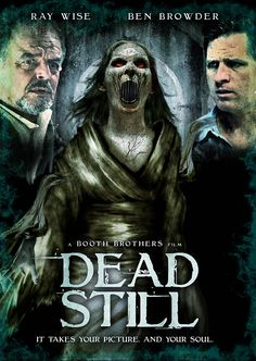 DEAD STILL DVD (SONY PICTURES)