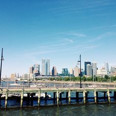 Sunday on the water #nyc #summer #vsco #city