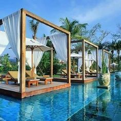 1000+ images about Cabana on Pinterest | Cabanas, Pool cabana and ...