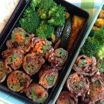 x Bento Gallery - theMatchaGreen Bento, Sprouts, Vegetables, Food, Essen, Vegetable Recipes, Meals, Yemek, Veggies