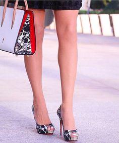 buonagiornatta !!!!!! #louboutin #fashion #shoes #top #style
