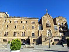 Santuario de Sant Josep de la Muntanya - Barcelona Modernista