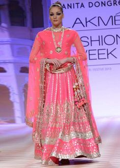 Anita Dongre royal collection at Lakme Fashion Week Winter/Festival 2013 SN 30