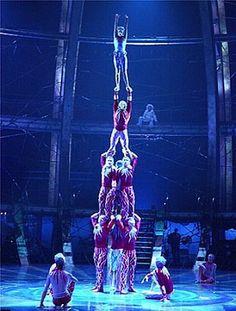 "Cirque du Soleil ""Zed"""