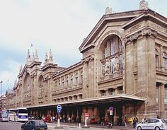 And arrive at Paris, at Gare du Nord  been there, do not like France