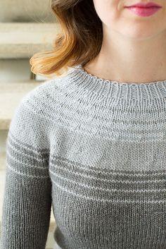 Ravelry: Luna Pullover pattern by pamela wynne