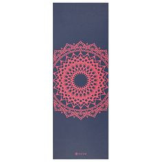 Gaiam Yoga Mat Classic Print Non Slip Exercise and Fitness Mat for All Types of Yoga Pilates and Floor Exercises Pink Marrakesh ** Learn more at the photo web link. (This is an affiliate link). Floor Workouts, Mat Exercises, Floor Exercises, Types Of Yoga, Morning Yoga, Marrakesh, Latex Free, How To Do Yoga, Yoga Meditation