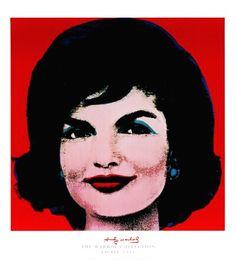 Jackie 1964 - Andy Warhol