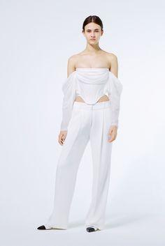 Givenchy Resort 2016 Fashion Show - Candice Swanepoel