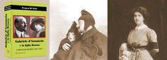 Gabriele d'Annunzio e la figlia Renata