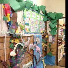 Teaching the Rainforest Social Studies, Teaching Ideas, Dinosaur Stuffed Animal, Crafts For Kids, Rain, Science, Activities, Education, Toys