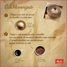 Com esse receita, o seu café fica surpreendentemente mais gostoso. Que tal fazer hoje?