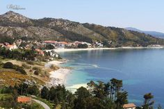 Praia de s Francisco- Muros. Galiza