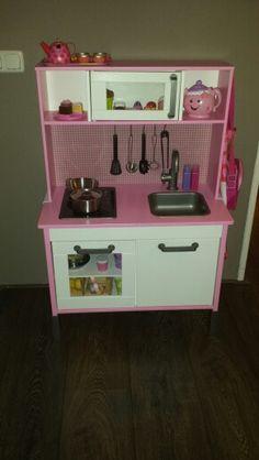 Keukentje Ikea gepimpt