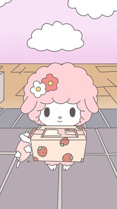 My Sweet Piano cartoon picture Sanrio Wallpaper, Cute Pastel Wallpaper, Soft Wallpaper, Cute Anime Wallpaper, Wallpaper Iphone Cute, Cute Cartoon Wallpapers, Cartoon Pics, Girl Wallpaper, Cartoon Picture