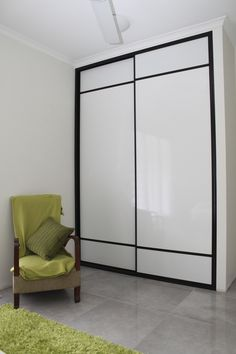 Form Function NT - Australia's Leading Designer, Fabricator & Supplier of Custom Sliding Doors. From Mirror Sliding Doors to one of Designs Visit our Website to see what is Possible. Black Bedroom Furniture, Bedroom Black, White Sliding Wardrobe, Black Wardrobe, Bedroom Wallpaper Neutral, Interior Design Games, Barn Doors For Sale, Barn Door Designs, Solid Doors