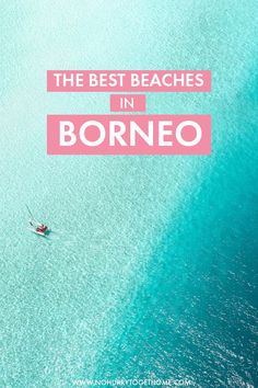 Wondering where to find the best beaches in Borneo? While there are just too many scattered all over the island, you'll definitely find some pretty amazing beaches in this national park that is amazing for snorkelling! If it's not on your Borneo itinerary Borneo Travel, Malaysia Travel, Asia Travel, Bangkok Travel, Kota Kinabalu, George Town, Beach Fun, Beach Trip, Beach Vacations