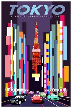 Tokyo here i comeeeeeee
