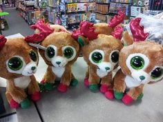 Apline the green eyed, green-nosed reindeer have arrived at Hobby Express.