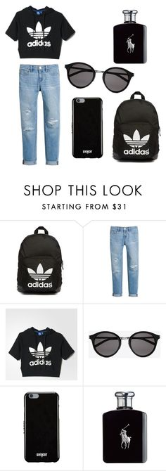 """""""vidcon #3"""" by vicariouslyv ❤ liked on Polyvore featuring adidas Originals, White House Black Market, adidas, Yves Saint Laurent, Givenchy and Ralph Lauren"""
