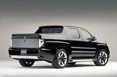 Honda Ridgeline custom