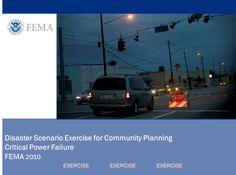 FEMA Emergency Planning Exercises