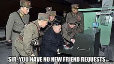 Funniest Kim Jong-un Memes: No Friend Requests