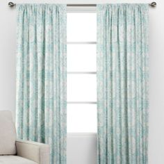 Valencia Panels - Aquamarine from Z Gallerie