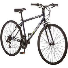 700c Roadmaster Adventures Men's Hybrid Bike, Dark Blue NEW