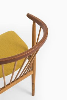 Rare set of 10 dining chairs model nr 6 designed by Helge Sibast and produced by Sibast møbler in Denmark