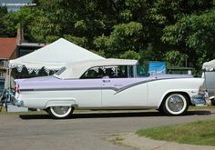 I want to purchase and fully restore to driveable status a gorgeous 50's era car!