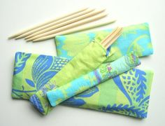 Double Pointed Needle Cases Tutorial