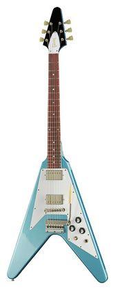 Gibson 67 Flying V Reissue PB Maestro #Thomann