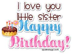 Birthday Wishes For Sister « Birthday Wishes