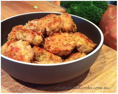 Recipe: Quinoa and Chicken Nuggets - If you have not yet cooked with quinoa now is the time to start. This 'super food' is very high in vitamins and a superior source of fiber, iron and calcium, the key components for a healthy child's nutrition. Not that your little angel will care about any of that... http://www.mumslounge.com.au/lifestyle/health/1178-recipe-quinoa-and-chicken-nuggets.html