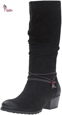 25560, Bottes Femme, Noir (Black), 41 EUTamaris