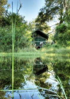 Kanana Camp, Okavango Delta, Botswana African Holidays, Chobe National Park, Okavango Delta, African Countries, Outdoor Life, Holiday Destinations, South Africa, Beautiful Places, Scenery